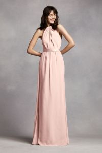 25+ best ideas about Halter bridesmaid dresses on ...