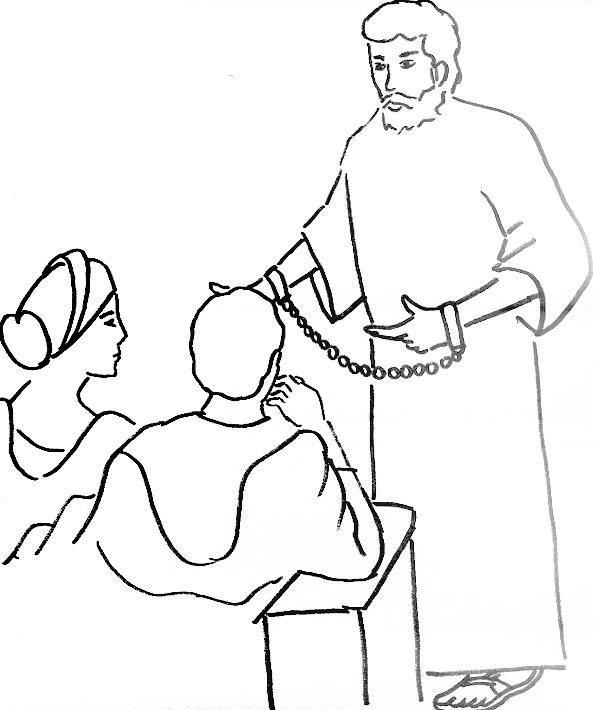 1000+ images about Paul and Silas coloring pages on