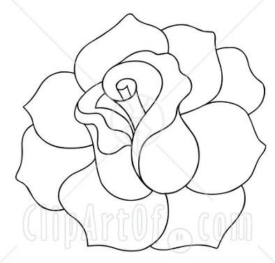 25+ best ideas about Rose drawing simple on Pinterest