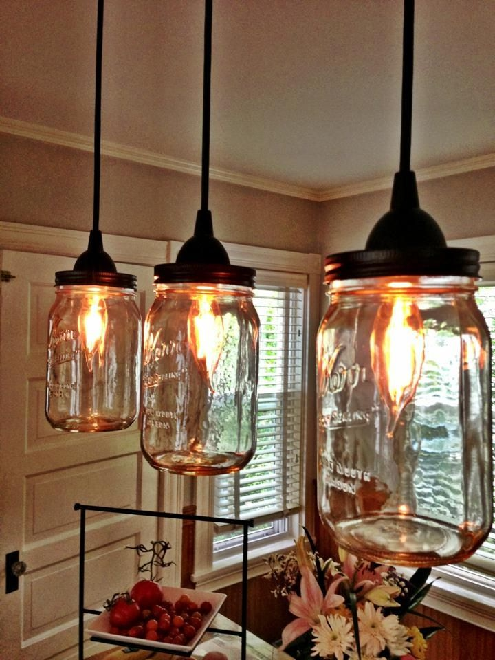 27 best images about Country Primitive lighting on Pinterest  Mason jar lighting Pedal cars