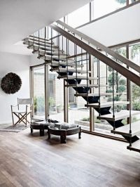 25+ best ideas about Floating Stairs on Pinterest | Modern ...