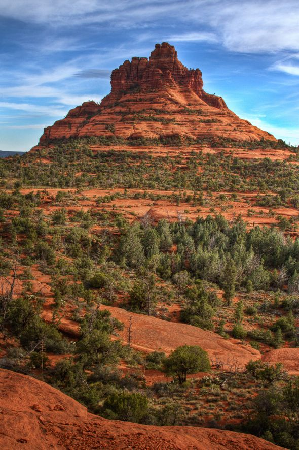 Bell Rock, Sedona, Arizona – worth