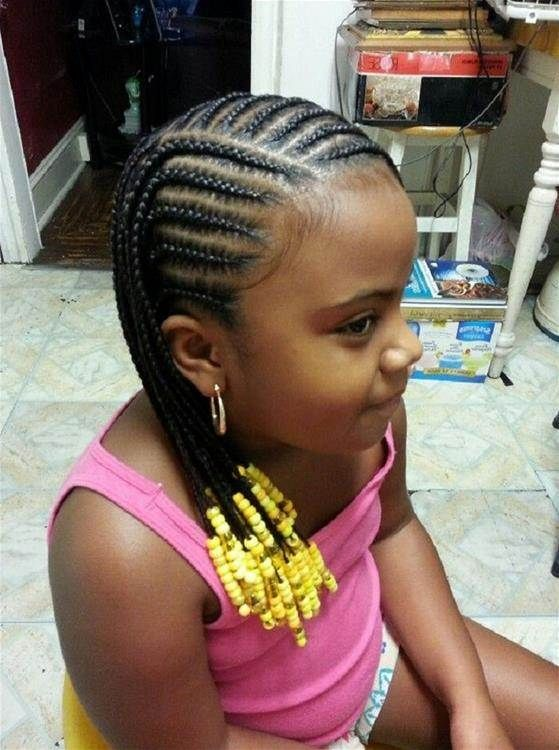 25 Best Ideas About Cornrow Styles For Little Girls On Pinterest
