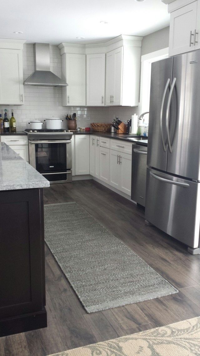 17+ best ideas about Grey Flooring on Pinterest