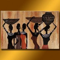 25+ best ideas about African paintings on Pinterest ...
