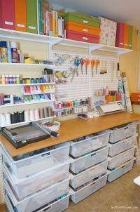25+ unique Small craft rooms ideas on Pinterest ...