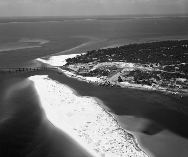 destin florida arial view  Credit this photo State