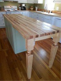 furniture chic kitchen island wood posts for breakfast bar ...