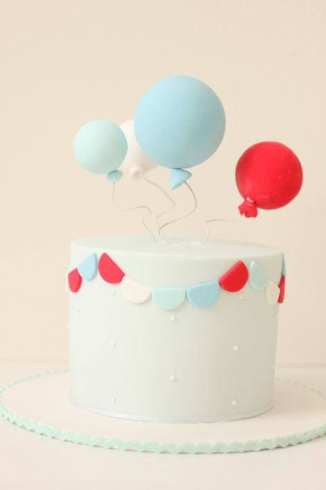 10 images about Balon cake on Pinterest  An elephant