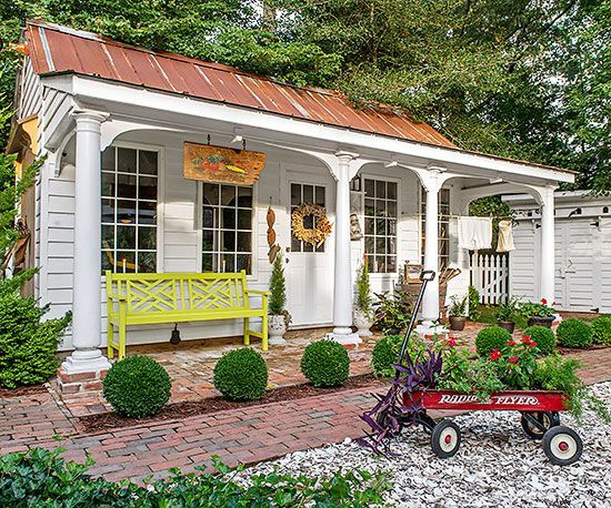25 Best Ideas About Shed Landscaping On Pinterest Outdoor Sheds