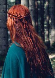celtic hair ideas