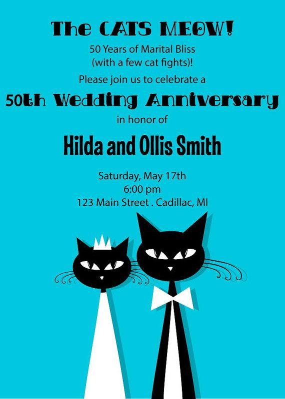 Humorous 50th Wedding Anniversary 50th Wedding by