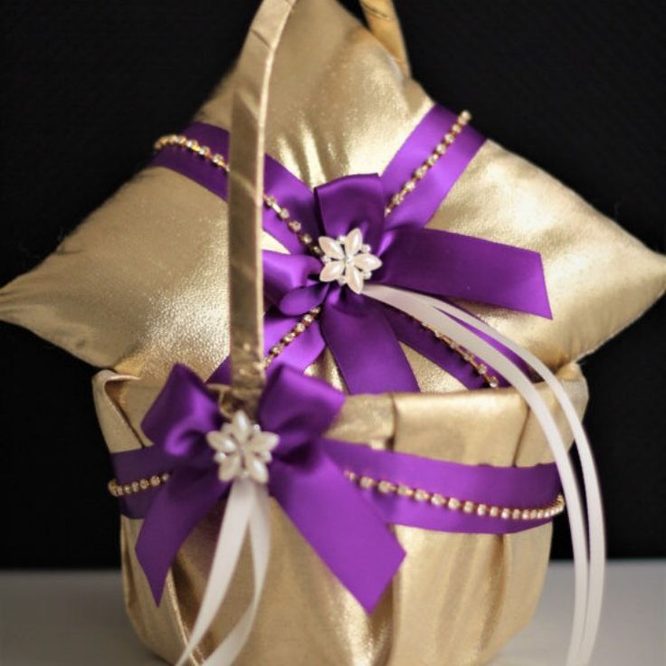 25 best ideas about Purple and gold wedding on Pinterest