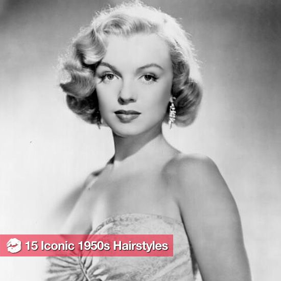 13 of the 1950s Most Iconic Hairstyles  Winter guard