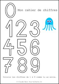 Best 25+ Chiffre et nombre ideas on Pinterest