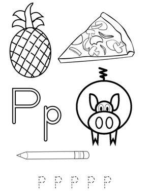 17 Best ideas about Letter P Crafts on Pinterest