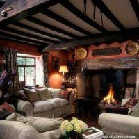 25+ best ideas about Cottage fireplace on Pinterest ...