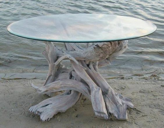 25 Best Ideas About Driftwood Furniture On Pinterest