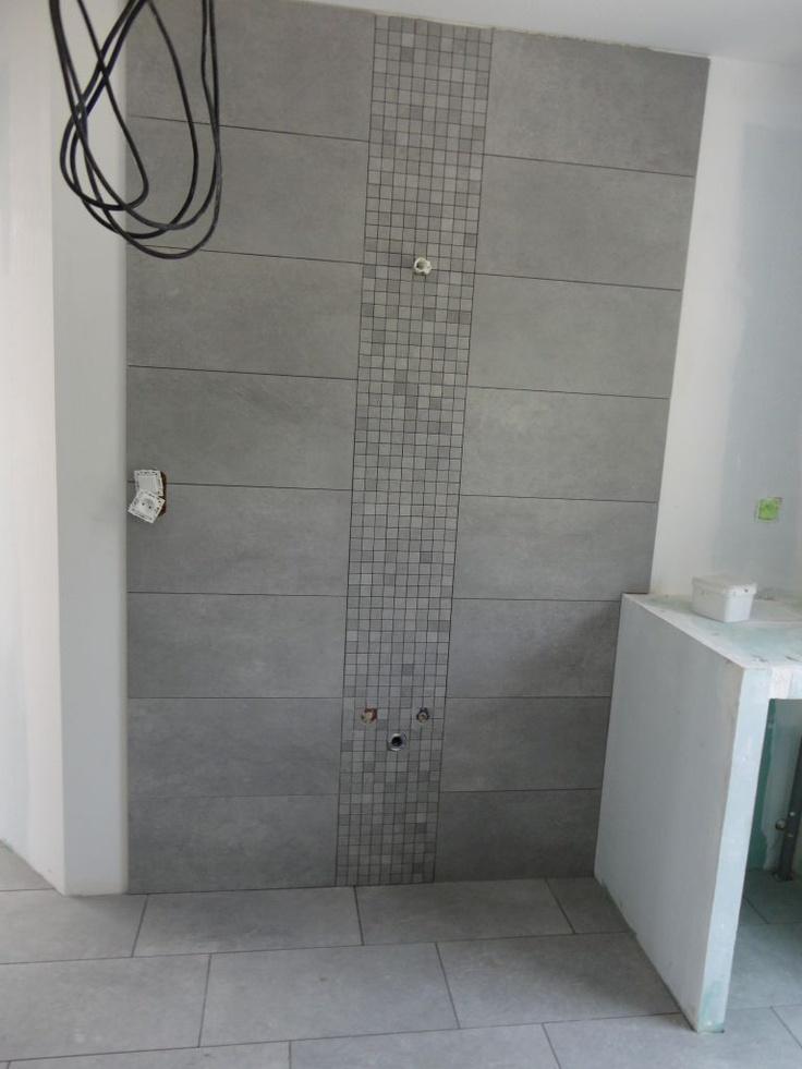 Photo salle de bain du haut  emplacement vasque  Carrelage  faence  Deco  SDB