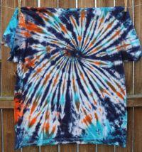 Orange and Blue Tie Dye - Bing images
