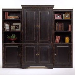 Unfinished Base Kitchen Cabinets Sink Soap And Sponge Holder Entertainment Armoire Painted With Lamp Black ...