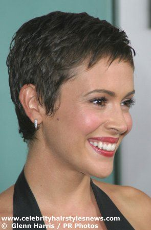 25 Best Ideas About Cropped Hairstyles On Pinterest Short