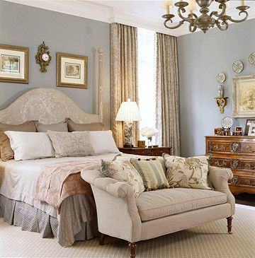 Bedroom Color Ideas NeutralColor Bedrooms French