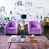25+ best ideas about Purple chair on Pinterest | Funky ...