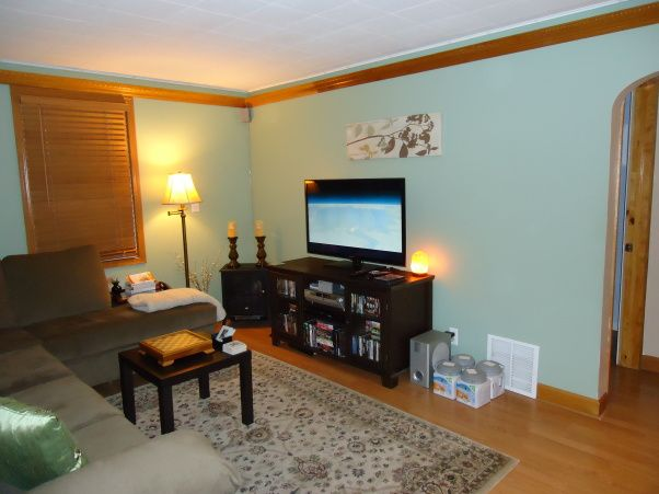 Uncluttered Small Living Room Ideas