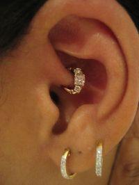 Best 25+ Rook earring ideas on Pinterest   Rook piercing ...