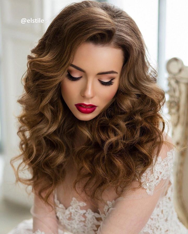 25+ best ideas about Wedding hair down on Pinterest