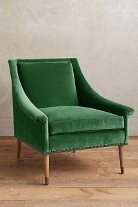25+ best ideas about Green Armchair on Pinterest