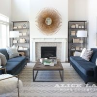 25+ best Navy sofa ideas on Pinterest | Navy couch, Navy ...