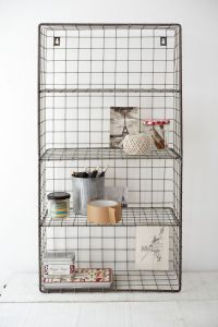 25+ best ideas about Wire shelves on Pinterest | Wire rack ...