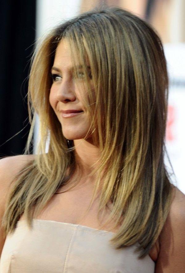 Die Besten 25 Stufenschnitt Lange Haare Ideen Auf Pinterest
