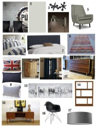 25 best images about British Invasion room for Joey on