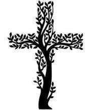 christian cross vector - google