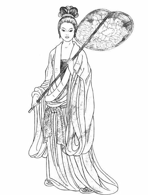 129 best images about China-Tang Dynasty on Pinterest