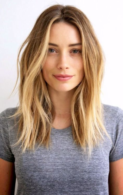 25 Best Ideas About Mid Length Hairstyles On Pinterest Mid