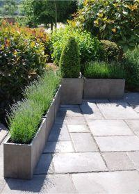 Best 25+ Rectangular planters ideas on Pinterest