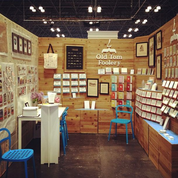 National Stationery Show – Booths Shops And Stalls