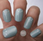 15 - moon nails pins tan