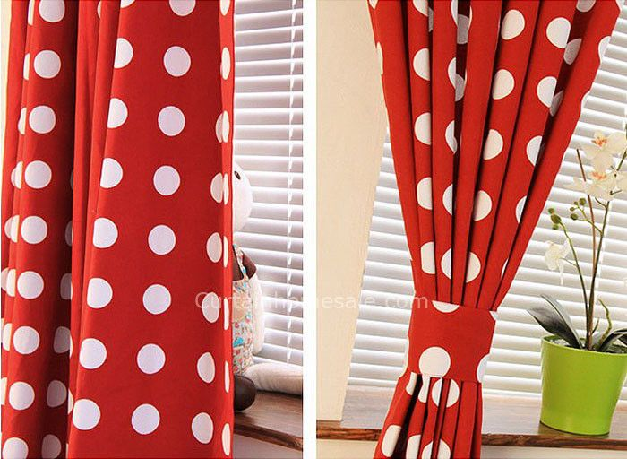 25 Best Ideas About Polka Dot Curtains On Pinterest Polka Dot