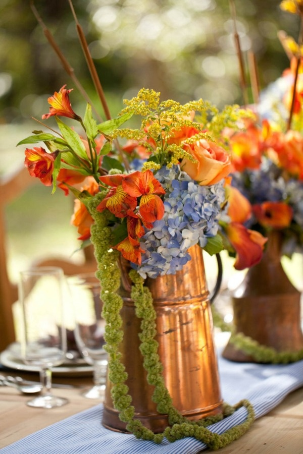 copper kitchen utensil holder costco appliances top 39 ideas about navy blue/ on pinterest | ...