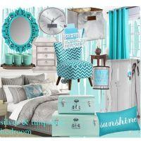 Best 25+ Turquoise Bedroom Decor ideas on Pinterest ...