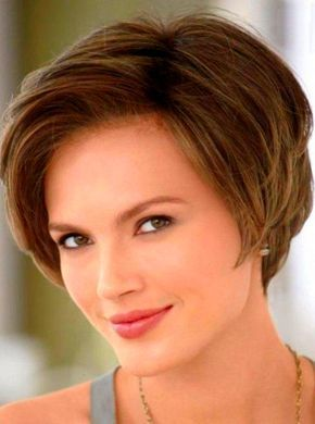Die Besten 25 Kurzhaar Frisuren Feines Haar Rundes Gesicht Ideen