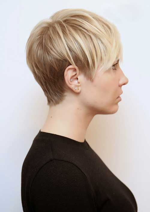 1000 ideas about Blonde Pixie Cuts on Pinterest  Blonde
