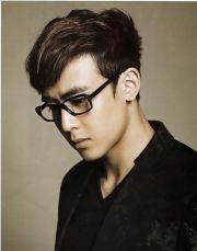 korean boys hairstyle men's fashion