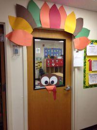 November Door Decoration | Classroom Ideas | Pinterest ...
