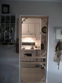 How to install in indoor screen door. | Tips 'N Tricks Two ...